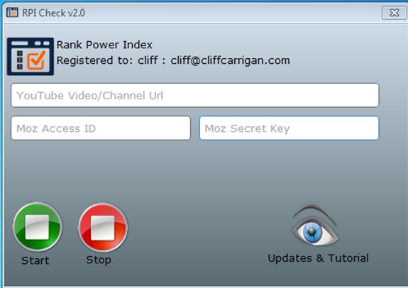RPICheck Screenshot