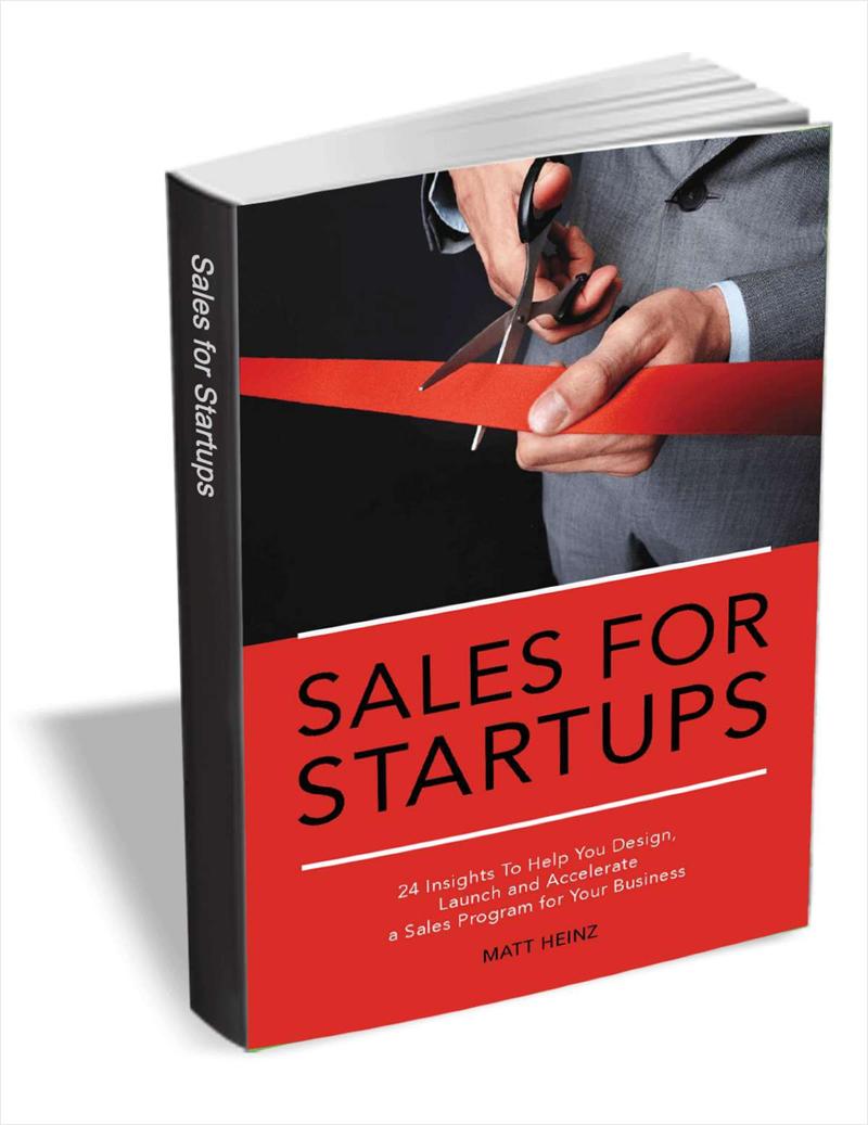 Sales for Startups Screenshot
