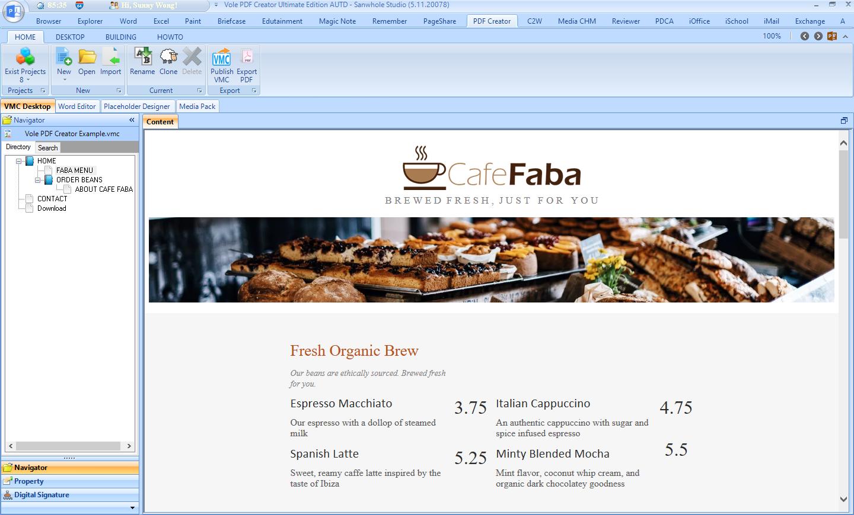 Sanwhole Office Ultimate Edition Screenshot 9