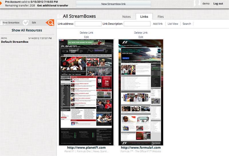 Backup Disk Image Software, SealCast Screenshot