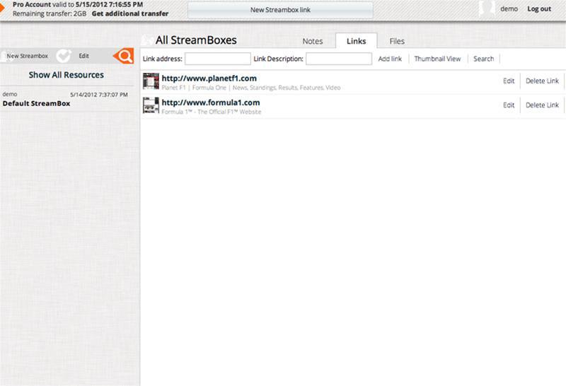 Security Software, SealCast Screenshot