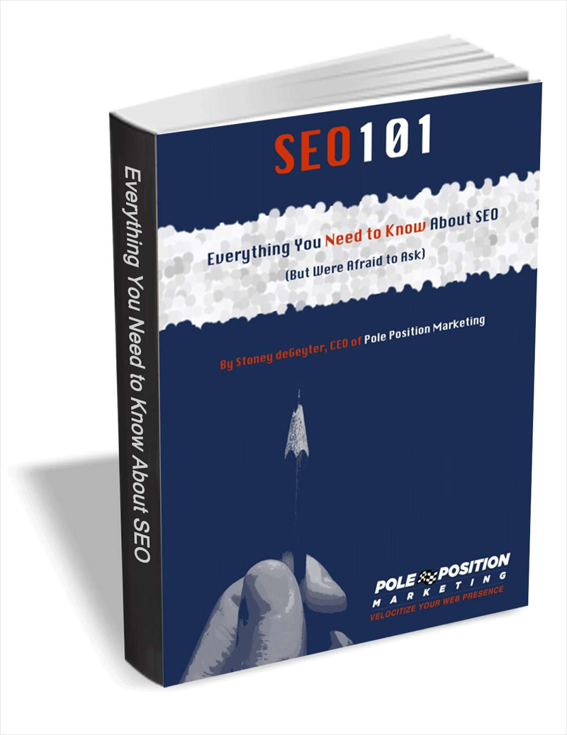 SEO 101 - Everything You Need to Know About SEO (But Were Afraid to Ask) Screenshot