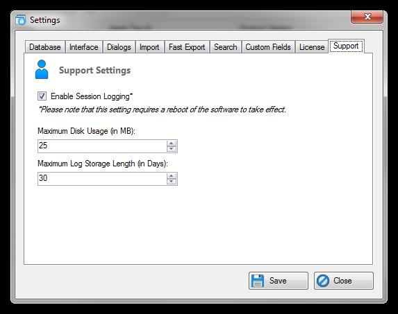 SerialSafe Screenshot 16