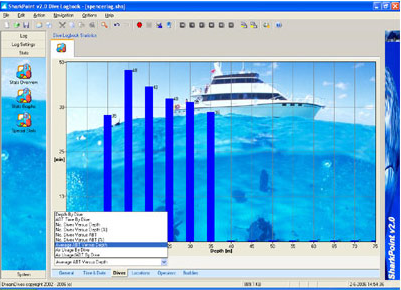 Hobby, Educational & Fun Software, SharkPoint for Windows v2 (Professional) Screenshot