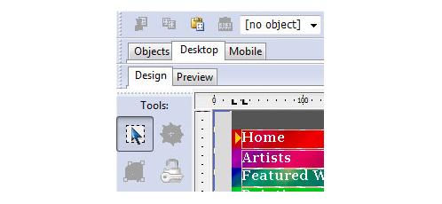 SiteSpinner / SiteSpinner Pro, Development Software, Website Builder Software Screenshot