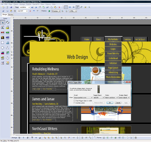 SiteSpinner / SiteSpinner Pro Screenshot 9