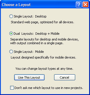 Website Builder Software, SiteSpinner Pro Screenshot