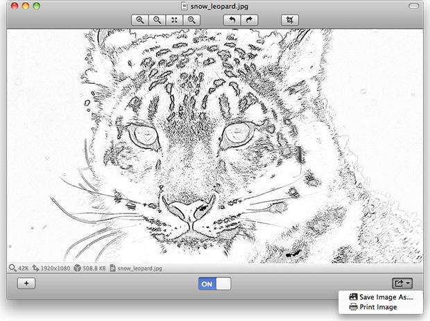 Graphic Design Software, SketchPen Screenshot