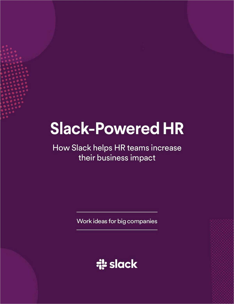 Slack-Powered HR Screenshot