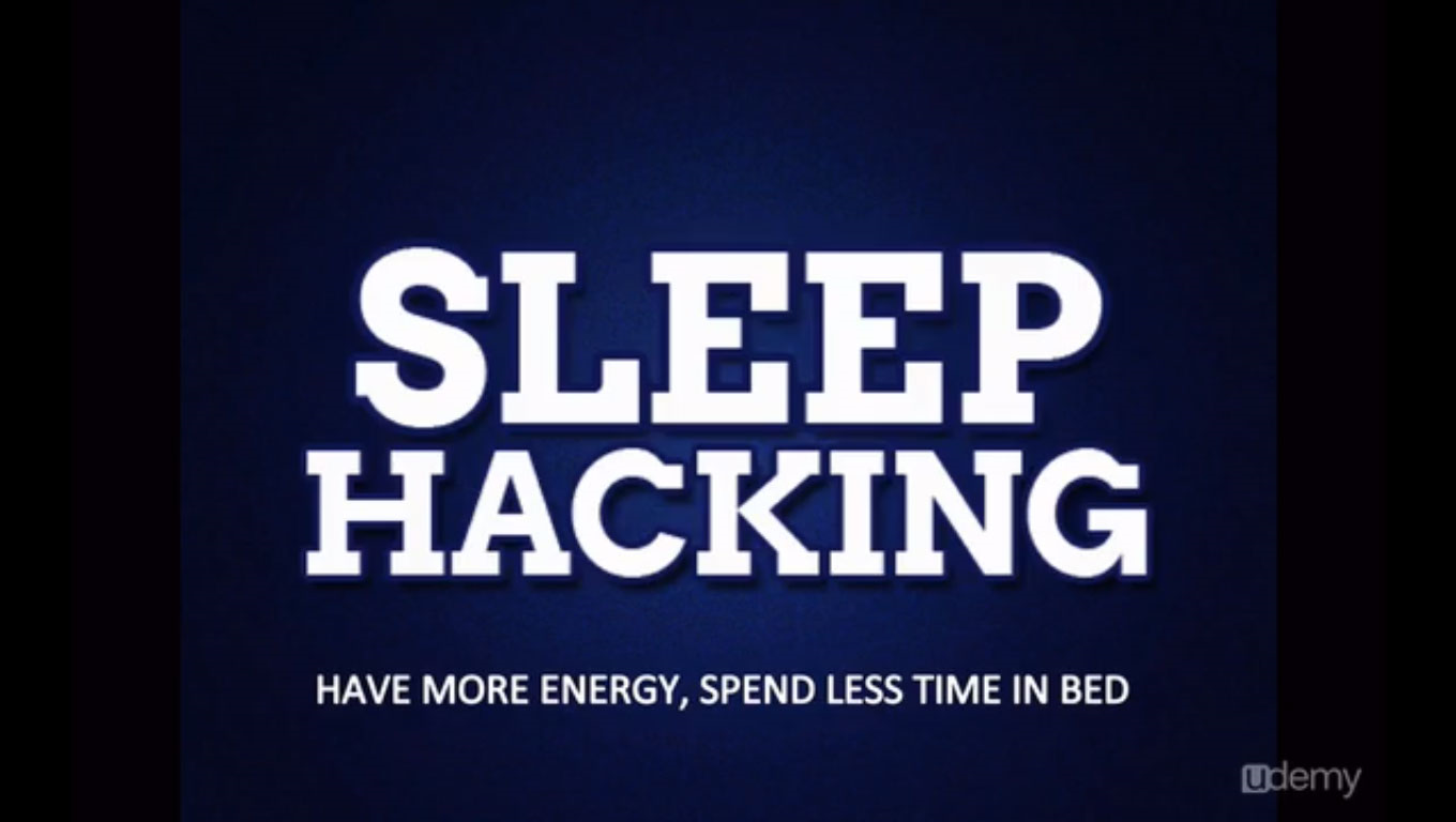 Sleep Hacking Screenshot