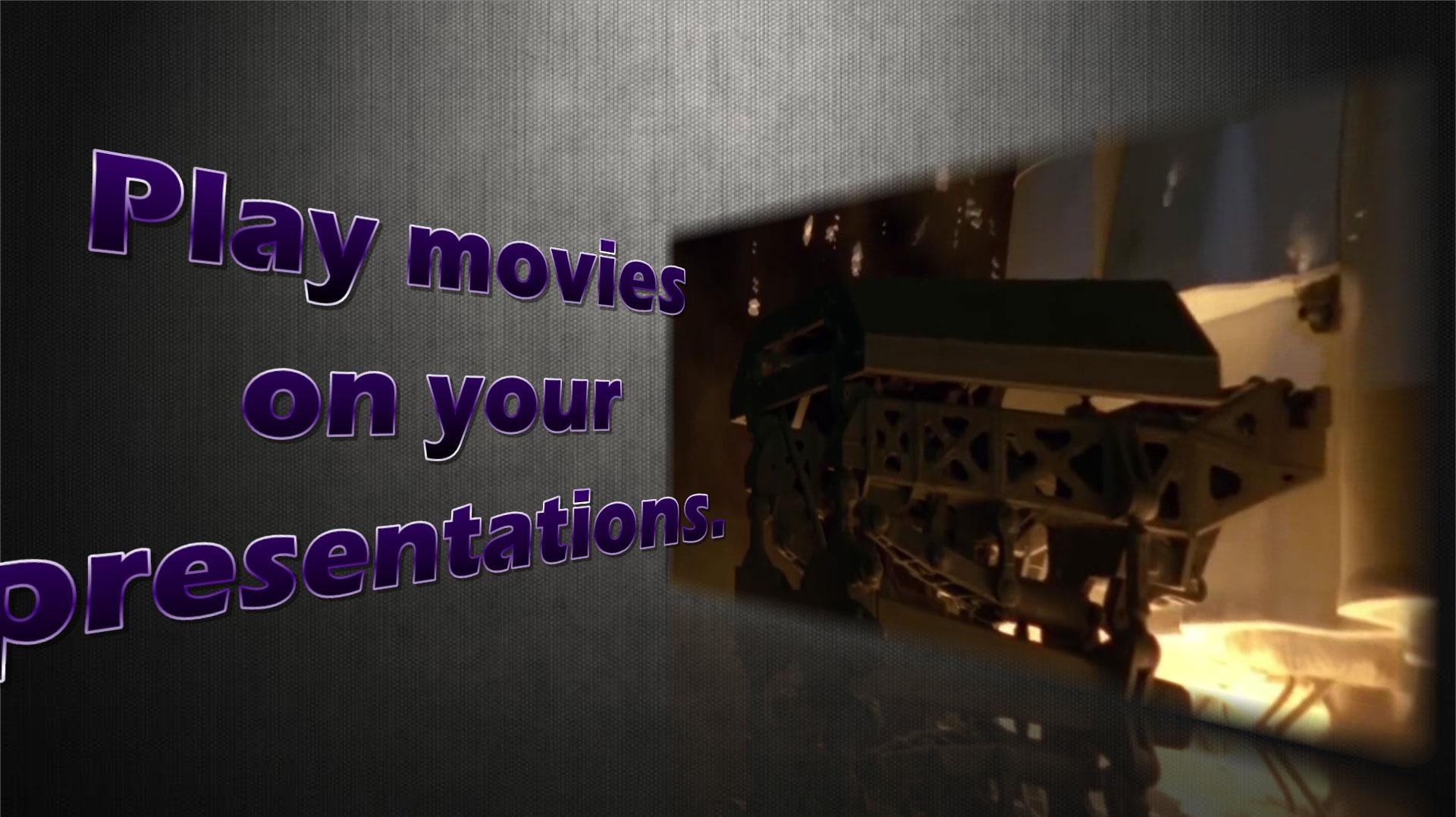 Slide Effect Professional, Slideshow Software Screenshot