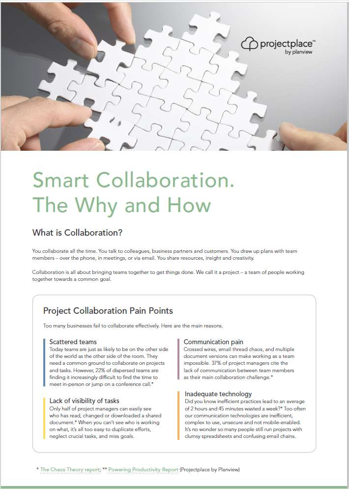 Smart Collaboration Screenshot