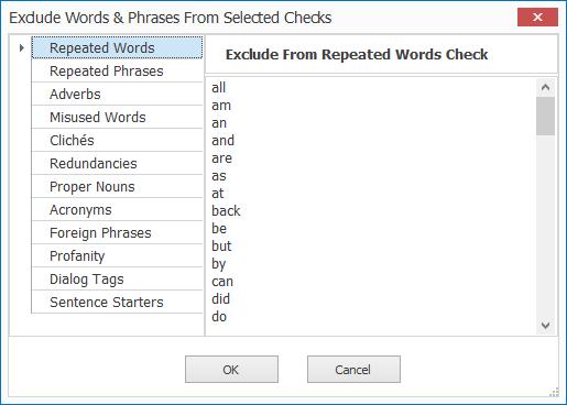 SmartEdit for Word Screenshot 8