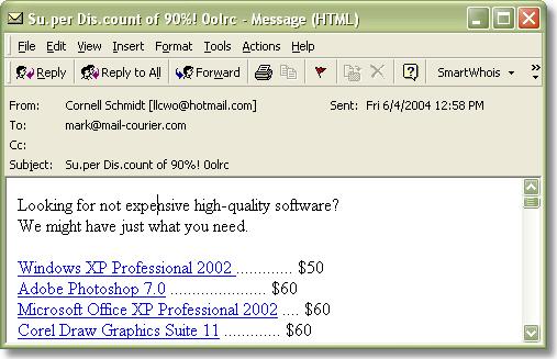 SmartWhois, Internet Software, Network Software Screenshot