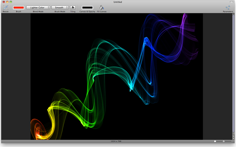 Smoke Screenshot