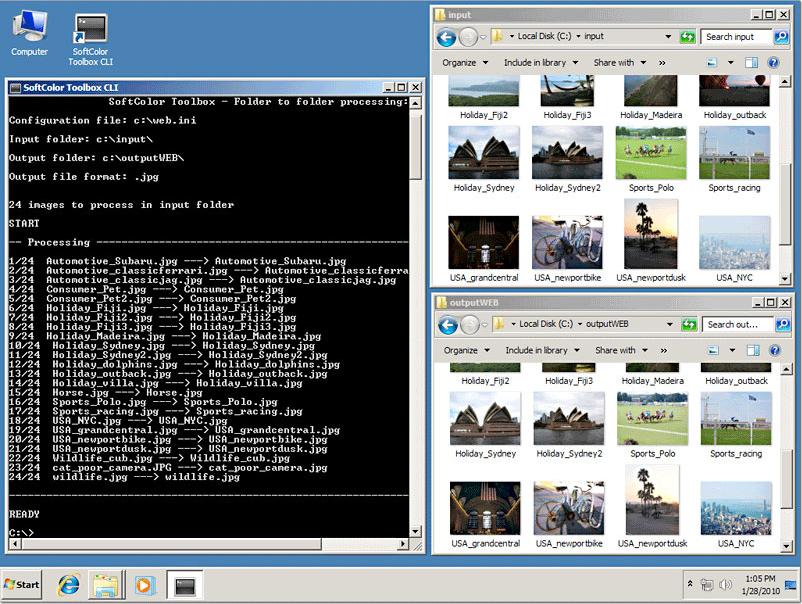 SoftColor Toolbox Screenshot