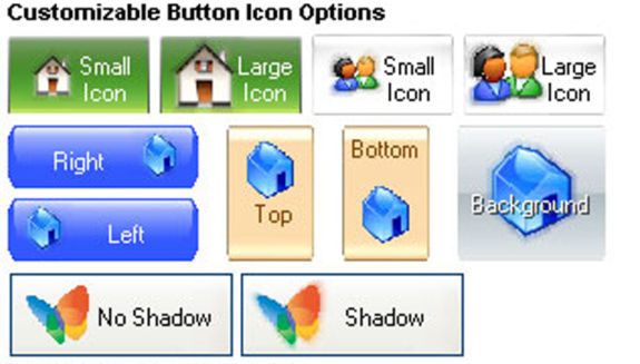 Development Software, Sonic Click Ultra Button ActiveX Control Screenshot