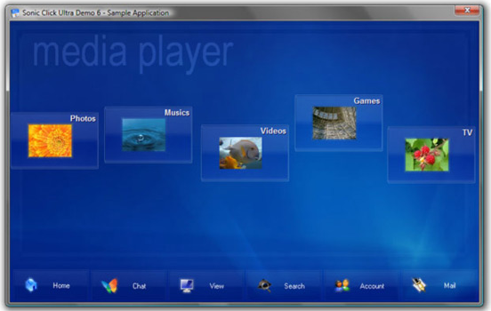 Sonic Click Ultra Button ActiveX Control Screenshot 13