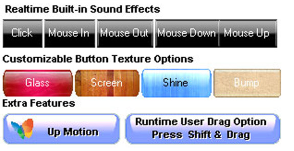 Sonic Click Ultra Button ActiveX Control Screenshot 10