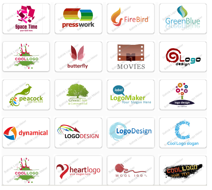 Design, Photo & Graphics Software, Sothink Logo Maker Screenshot