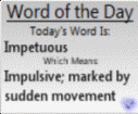 Southside Solutions Word of the Day 3 Screenshot