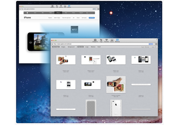 Sparkbox, Design, Photo & Graphics Software Screenshot