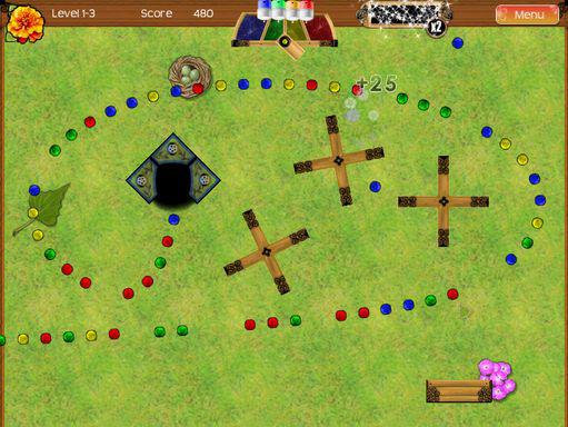 Spring Up!, Games Software Screenshot