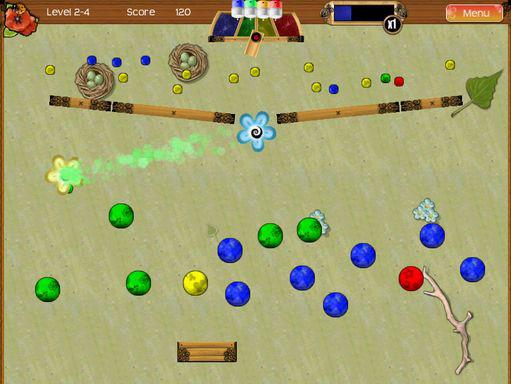 Games Software, Spring Up! Screenshot