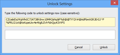 Access Restriction Software, SprintWork Distraction Blocker Screenshot