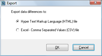 SQL Server Comparison Tool Screenshot 8