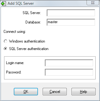 SQL Server Comparison Tool, Database Management Software Screenshot
