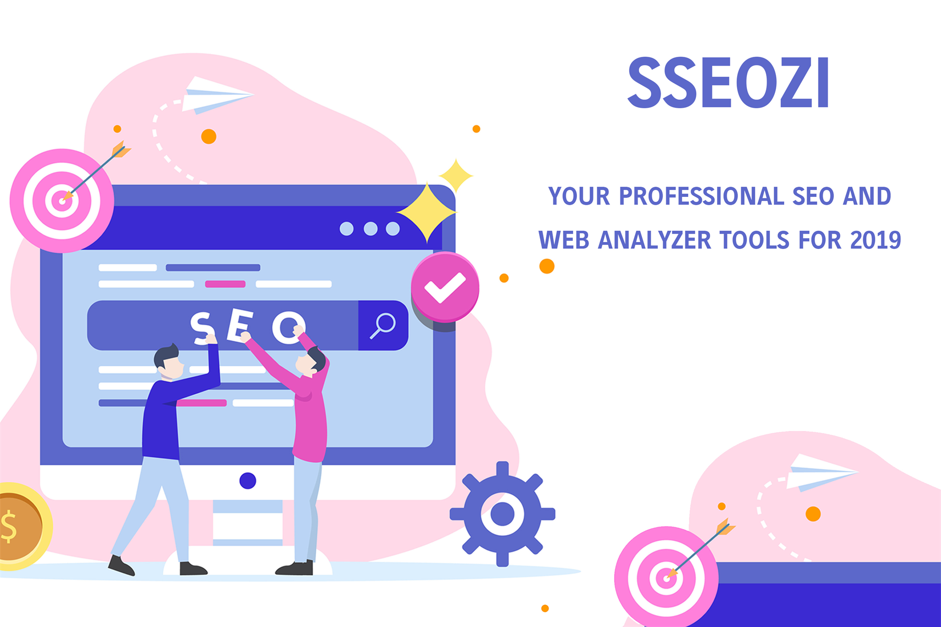 SSEOZI - Professional SEO Tools Screenshot