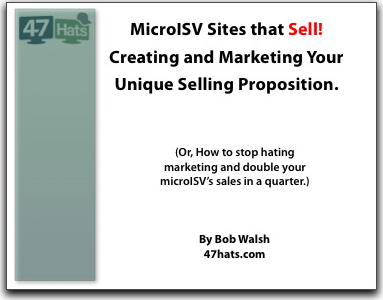eBook: Startup Sites that Sell! (2nd Edition) Screenshot
