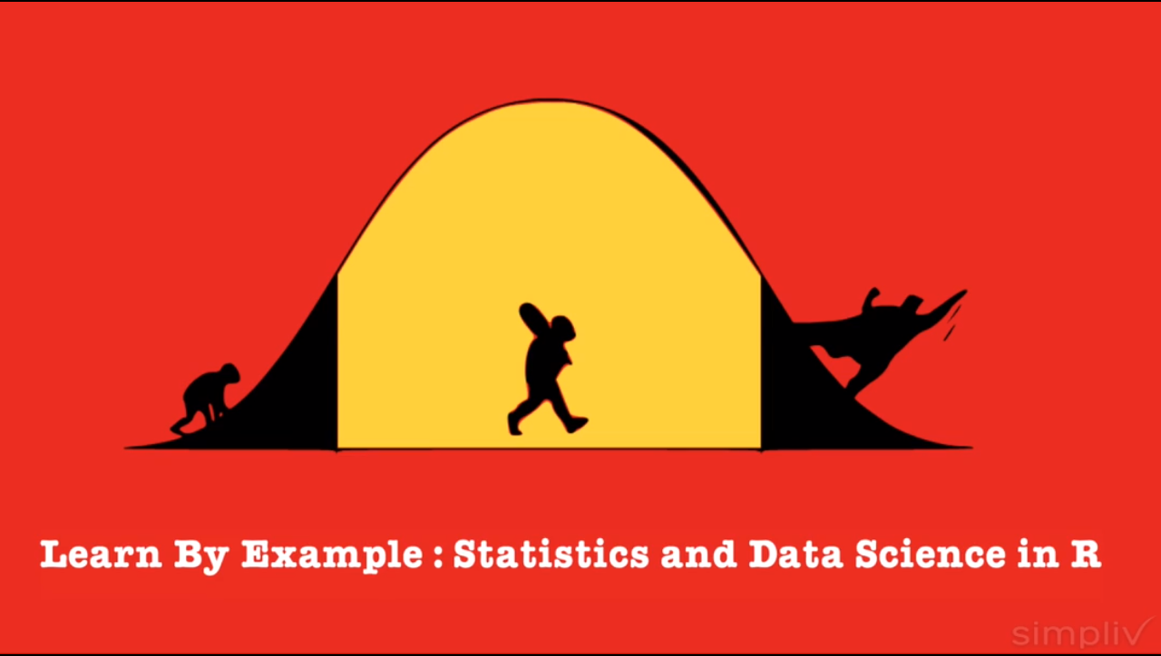 Statistics and Data Science in R | Simpliv Screenshot