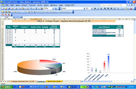 Step To Call Center Kit Screenshot