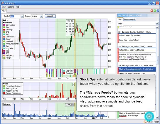 StockSpy Screenshot 8