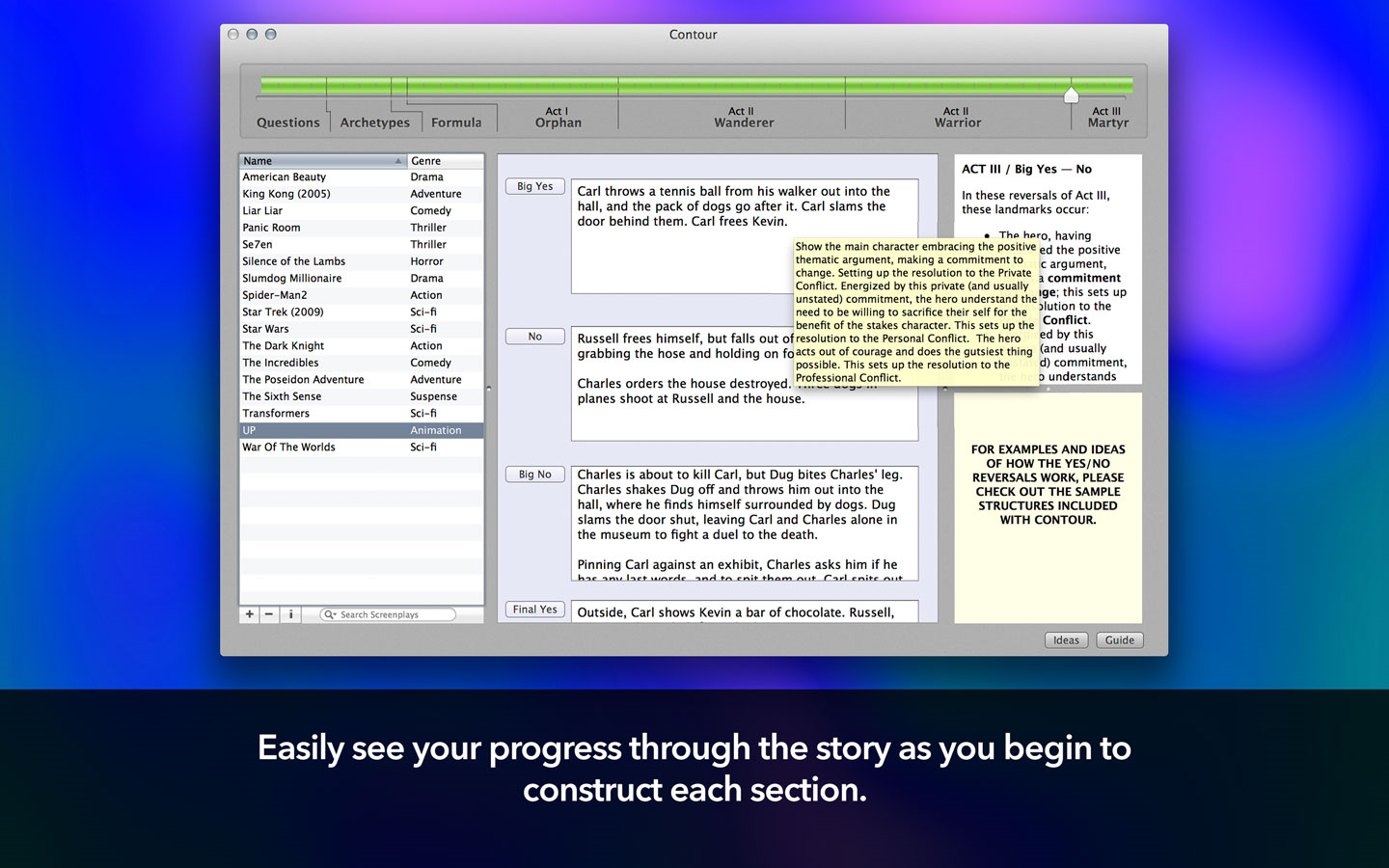 Story & Character Development Bundle, Hobby, Educational & Fun Software, Writing and Journaling Software Screenshot