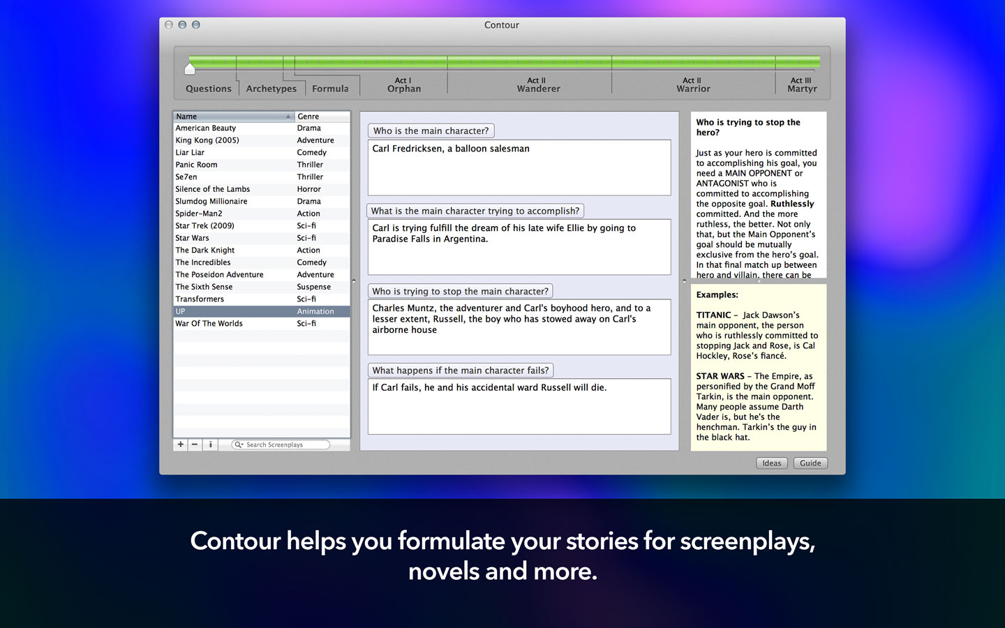 Hobby, Educational & Fun Software, Story & Character Development Bundle Screenshot