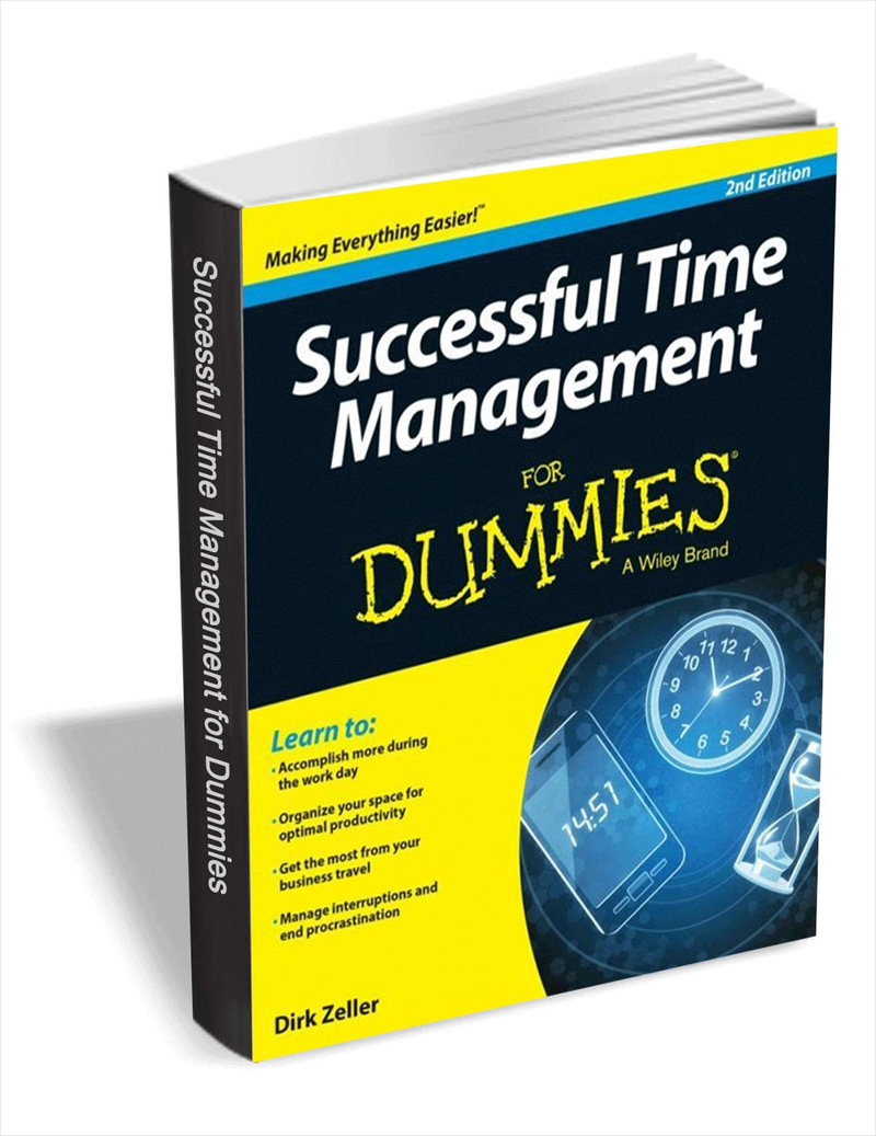 Successful Time Management For Dummies, 2nd Edition ($12 Value) FREE For a Limited Time Screenshot