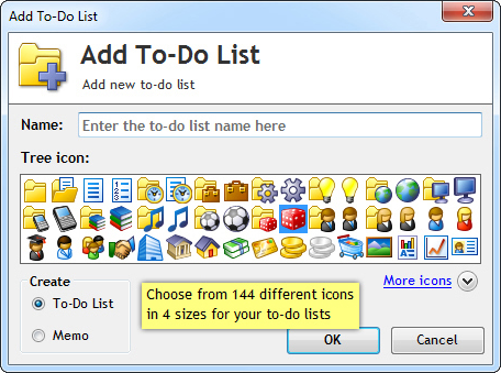 Swift To-Do List 7, Productivity Software Screenshot