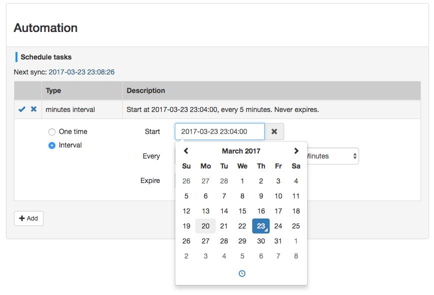 Syncbear - Personal Plan 1 Year License, File Management Software Screenshot