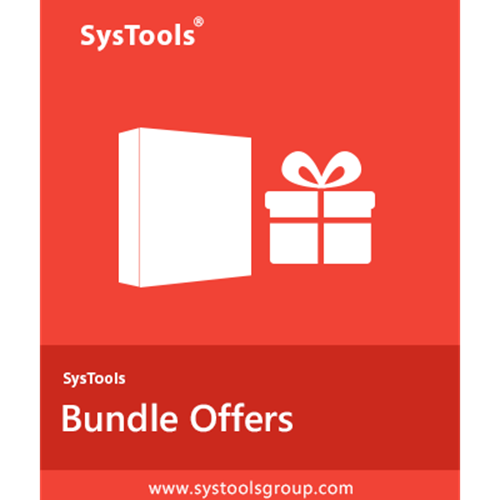 SysTools MS Outlook Bundle Offer Screenshot