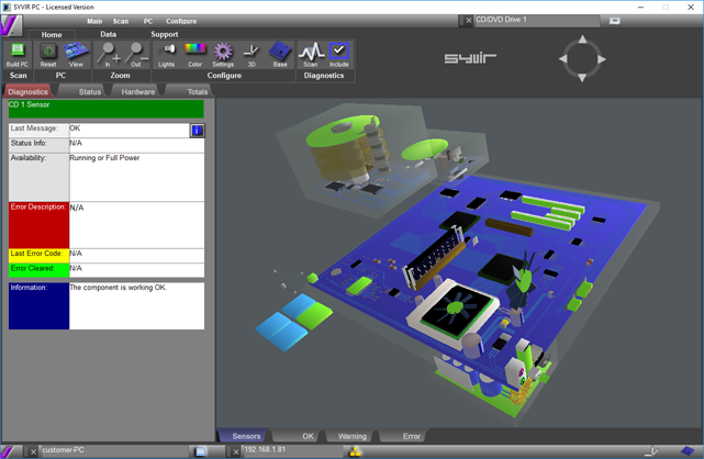 SyvirPC 3 Screenshot