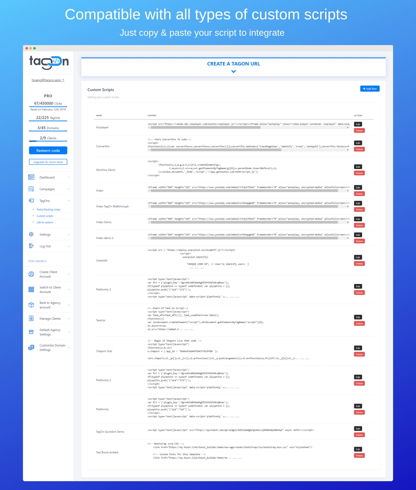TagOn, Other Utilities Software Screenshot