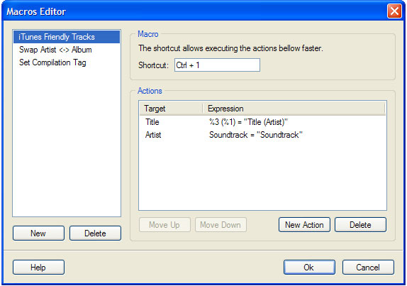 MP3 Recording Software, TagTuner (5 User License) Screenshot