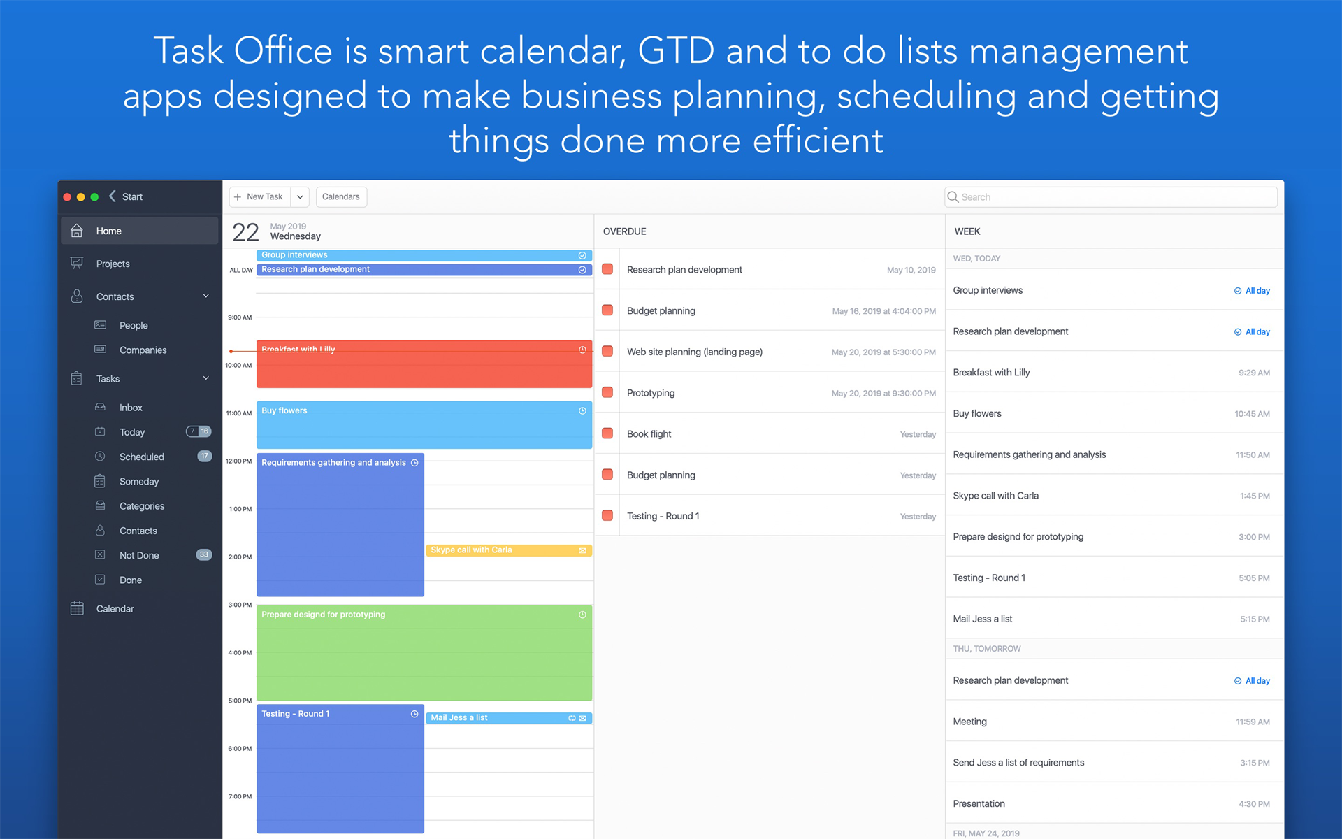 Task Office Screenshot