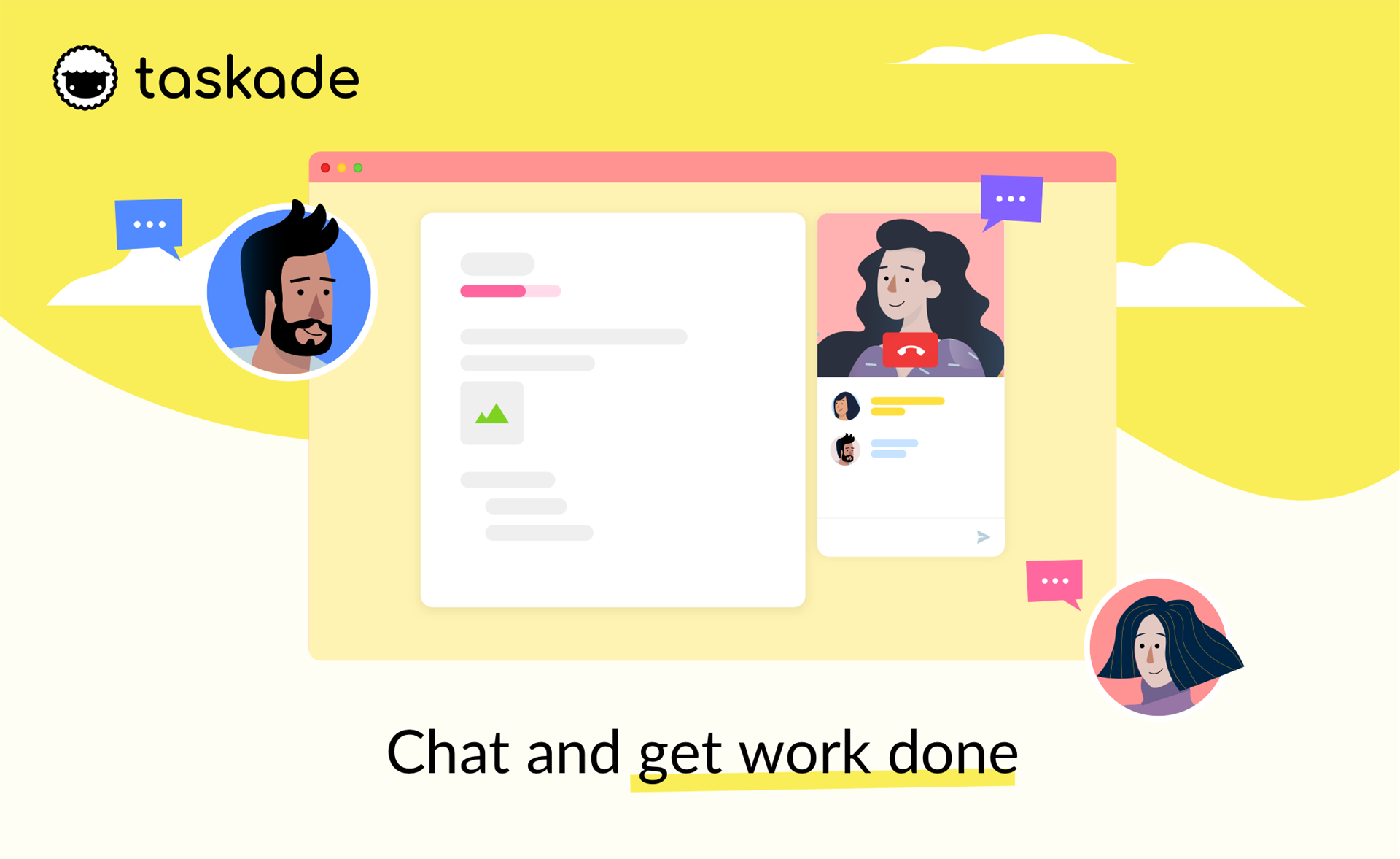 Taskade - Create tasks, notes, and video chat, all on one page Screenshot 9