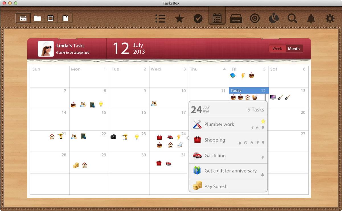 TasksBox Screenshot 8