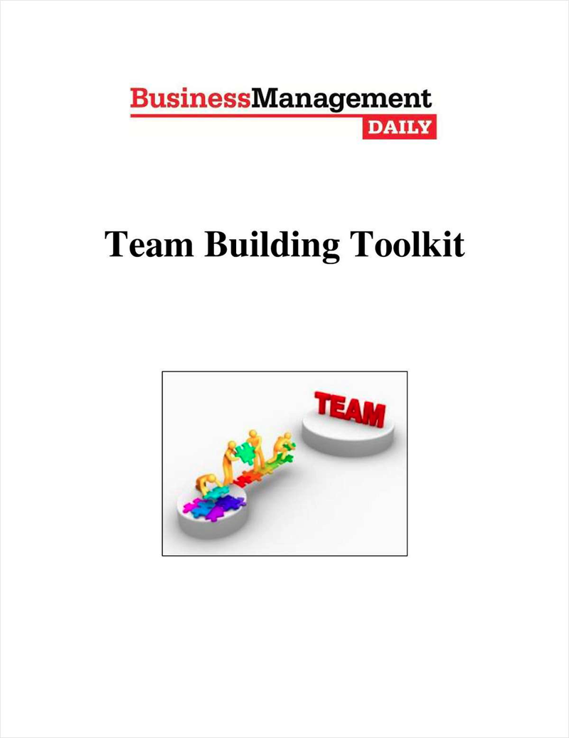 Team Building Toolkit Screenshot