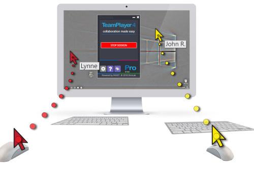 TeamPlayer4 Pro Screenshot